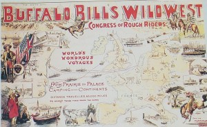 William Cody's Wild West Show